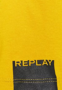 Replay - T-shirt basic - citron - 6