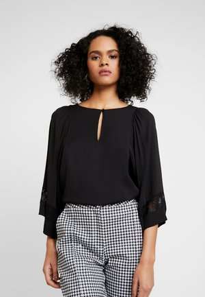 TEGAN BLOUSE - Blouse - black