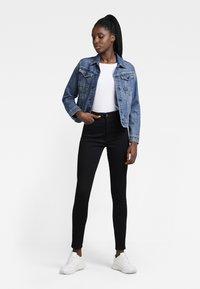 G-Star - G-STAR SHAPE HIGH SUPER SKINNY - Jeans Skinny Fit - rinsed - 1