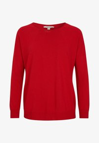 comma casual identity - Jumper - scarlet red - 4