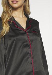 LingaDore - Noční košile - black - 4