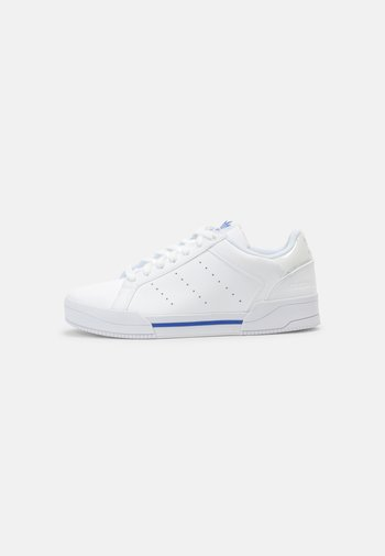COURT TOURINO UNISEX - Tenisky - white/team royal blue