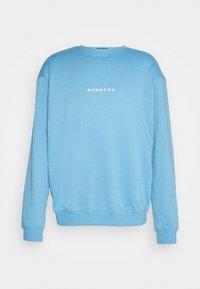 Mennace - ESSENTIAL UNISEX - Sweatshirt - blue - 0