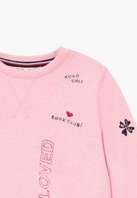 OVS - ROUND NECK - Mikina - parfait pink - 3