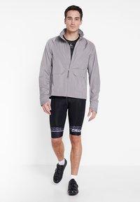 ODLO - CREW NECK SINGLET ZEROWEIGHT - Sports shirt - graphite grey /black - 1