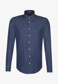 Seidensticker - TAILORED - Shirt - blue - 0