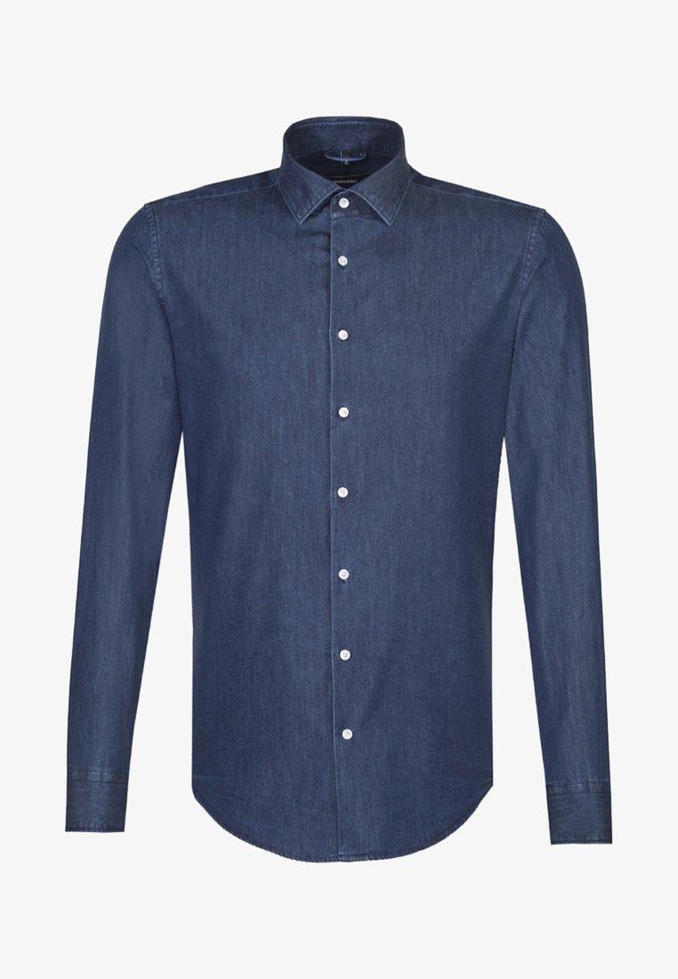 Seidensticker - TAILORED - Shirt - blue