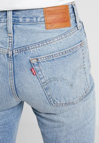 Levi's® - 501® CROP DIAMOND IN THE ROUGH 501 CROP - Jeansy Straight Leg - rough 501 crop - 3