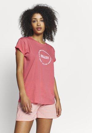 CREW NECK - Pyjama top - apricot