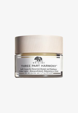 THREE PART HARMONY SOFT CREAM FOR RENEWAL, REPAIR AND RADIANCE  - Face cream - -