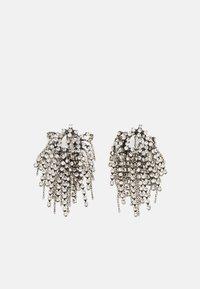 DANNIJO - CECILE EARRINGS - Örhänge - silver-coloured - 0