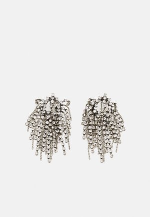 CECILE EARRINGS - Earrings - silver-coloured