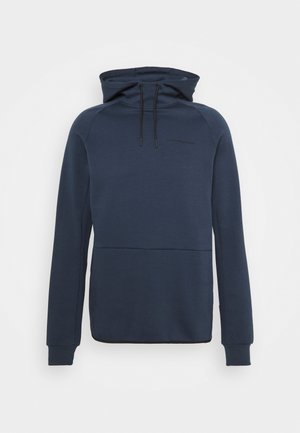 TECH HOOD - Sweatshirt - blue shadow