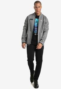 Puma - Zip-up hoodie - grey - 1