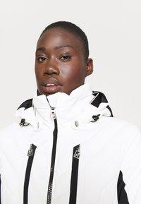 Toni Sailer - HENNI - Ski jacket - bright white - 4