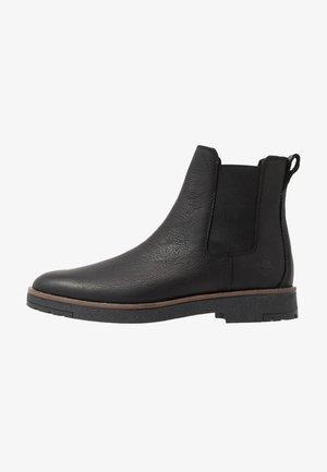 FOLK GENTLEMAN CHELSEA - Classic ankle boots - black