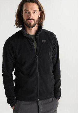 DAYBREAKER JACKET - Fleece jacket - black