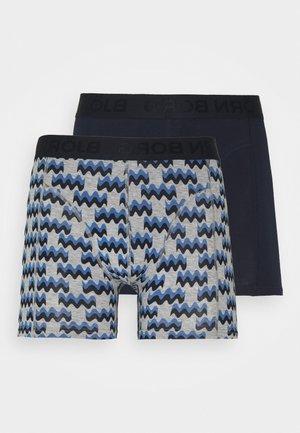 WAYWAVE SAMMY 2 PACK - Underkläder - light grey melange