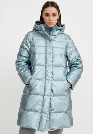 Down coat - light turquois