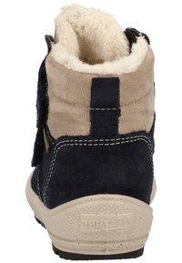 Superfit - Winter boots - blau/beige - 3