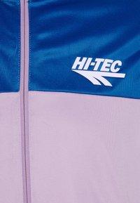 Hi-Tec - ASHFORD TRACKSUIT - Tracksuit - purple/blue - 8