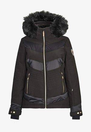CALIBRIA - Snowboard jacket - black