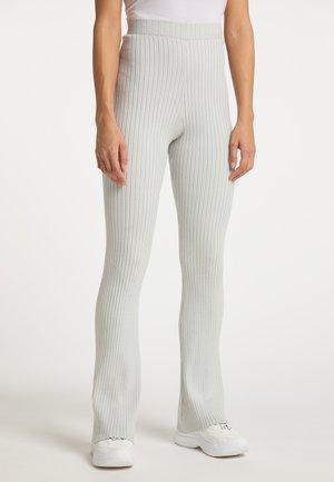 Leggings - Trousers - hellgrau