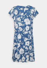 GAP - DRESS - Denimové šaty - blue - 1