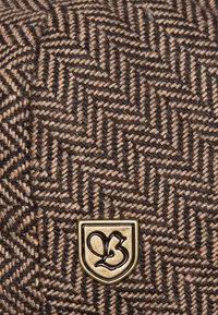 Brixton - Čepice - brown/khaki - 5