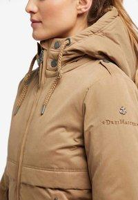 DreiMaster - Winter jacket - sand - 3