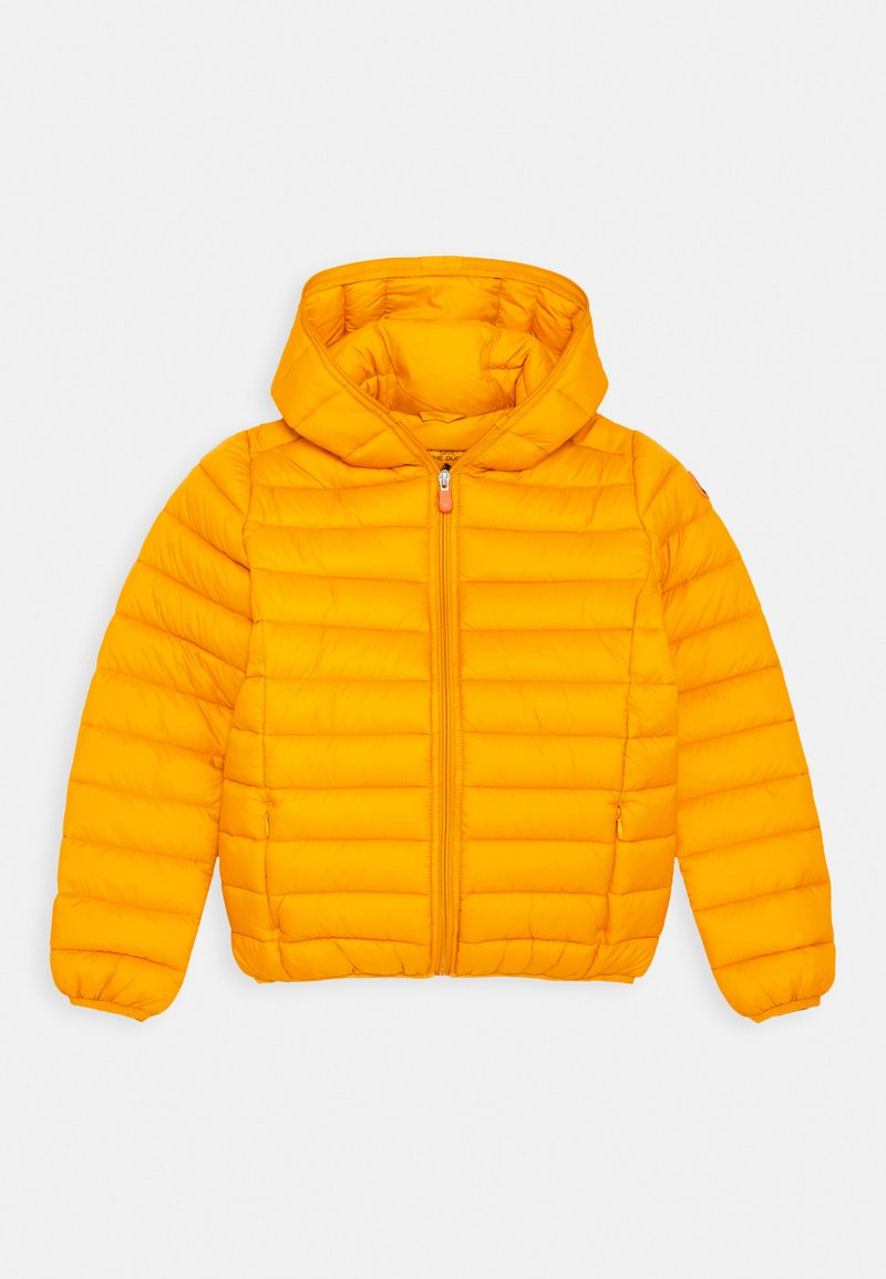 Save the duck - GIGAY - Winter jacket - mustard yellow