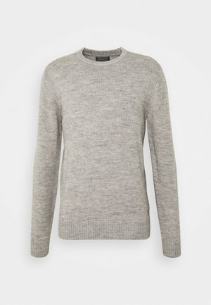Maglione - light grey melange