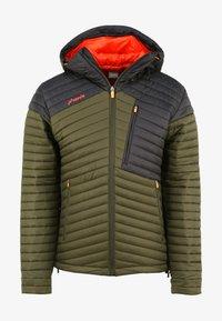 Phenix - INTERLOCK - Soft shell jacket - khaki - 5