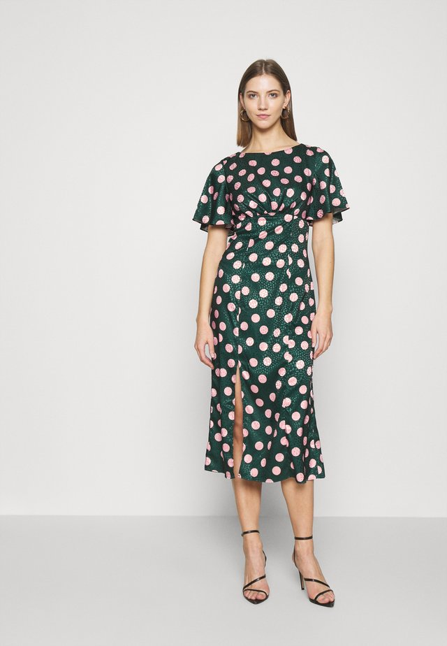 COZETTE DRESS - Korte jurk - green
