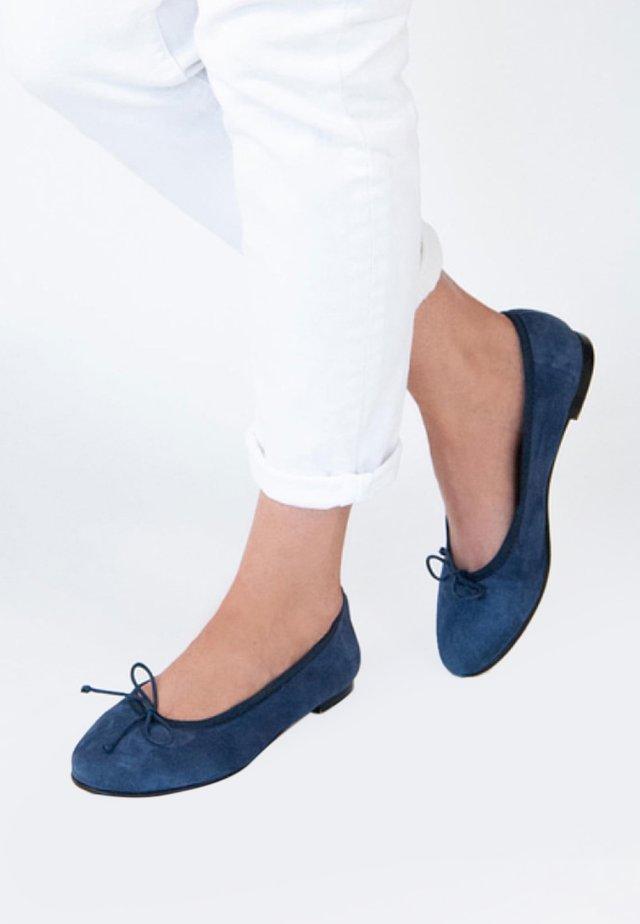 Ballerine - blue