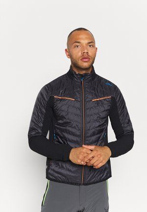 MAN HYBRID JACKET - Outdoor jacket - antracite