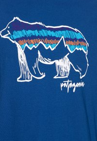 Patagonia - GRAPHIC ORGANIC - Long sleeved top - superior blue - 2