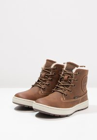 Lurchi - DOUG-TEX - Lace-up ankle boots - tan tabacco - 2