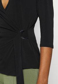By Malene Birger - SHANELLE - Long sleeved top - black - 5