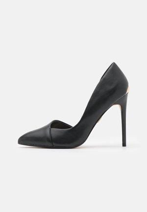 RIVA - Lodičky na vysokém podpatku - black