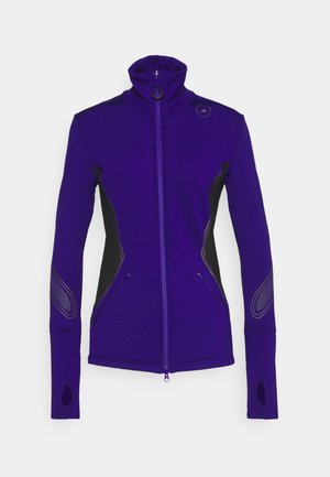 TRUEPACE - Training jacket - collegiate purple/black