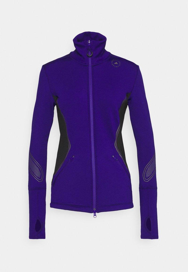 adidas by Stella McCartney - TRUEPACE - Chaqueta de entrenamiento - collegiate purple/black