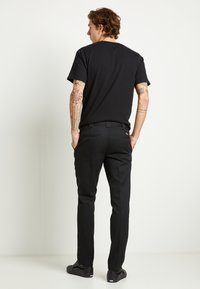 Dickies - 872 SLIM FIT WORK PANT  - Chino - black - 2
