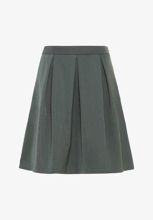 A-line skirt - eukalyptus