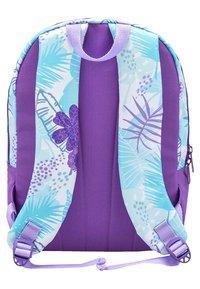 Belmil - KIDDY - Rucksack - purple/mottled light blue - 1