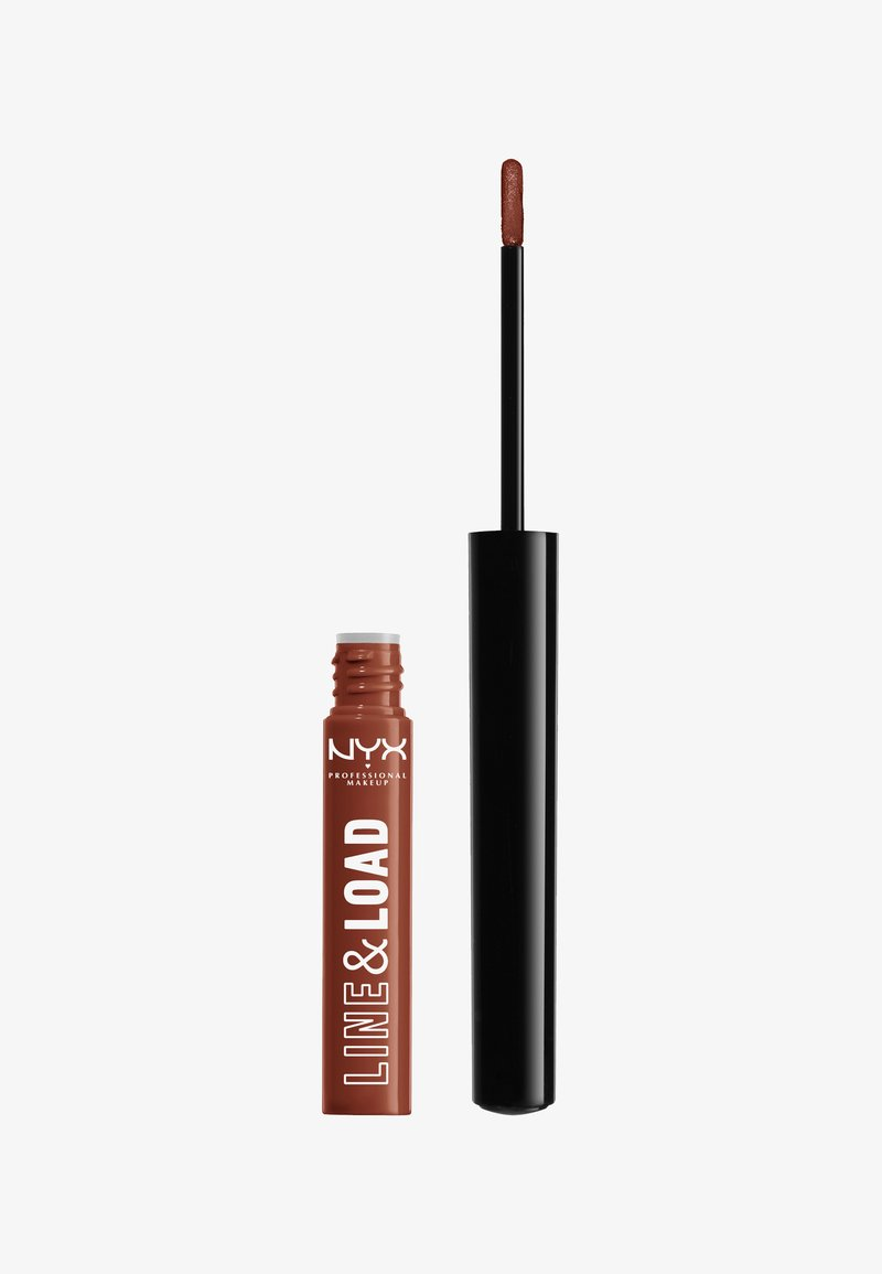 Nyx Professional Makeup - LINE & LOAD LIPPIE - Lip plumper - 3 ride or die
