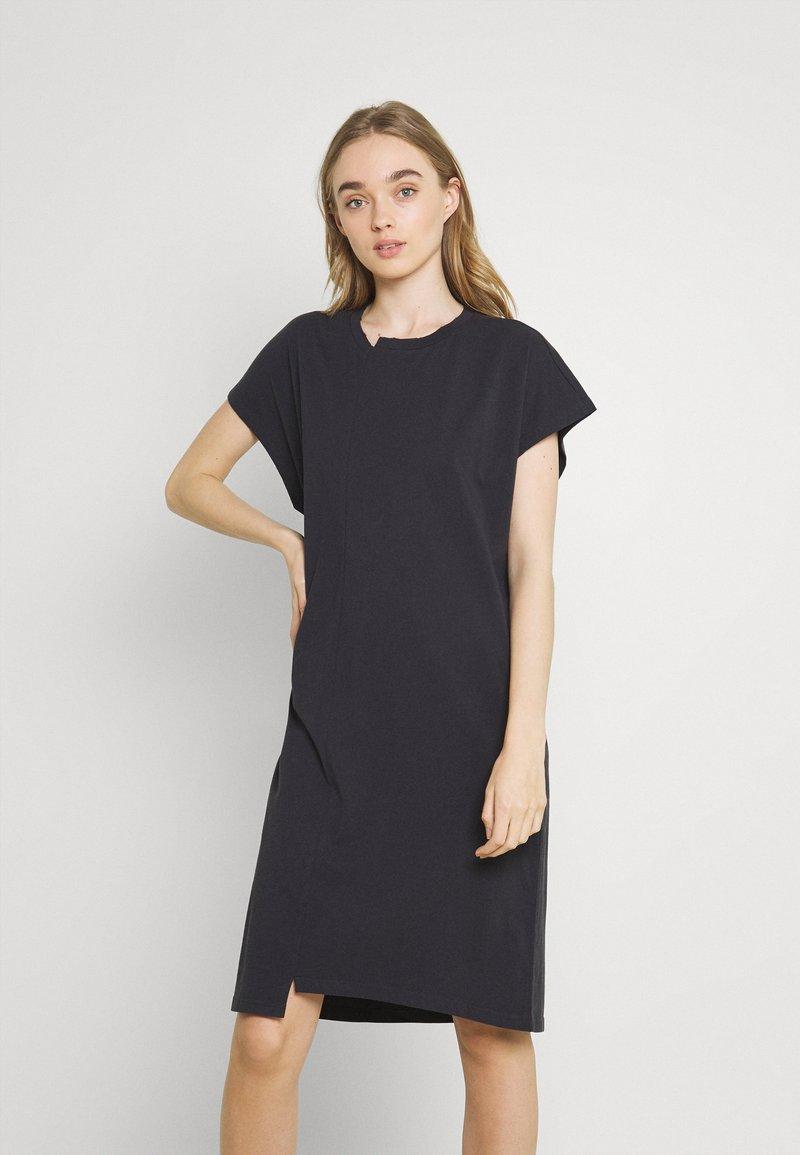 Noisy May - NMDAPHNI  - Jersey dress - obsidian