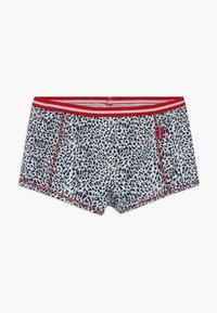 Claesen's - GIRLS BOXER  5 PACK  - Pants - navy red - 2