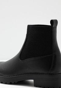 Even&Odd - Kotníkové boty - black - 2
