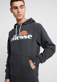 Ellesse - GOTTERO - Hoodie - dark grey marl - 4